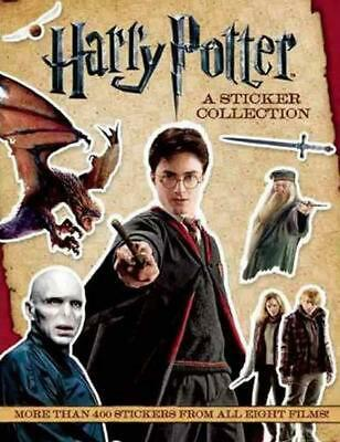 Harry Potter: A Sticker Collection by Insight Editions (English) Paperback Book