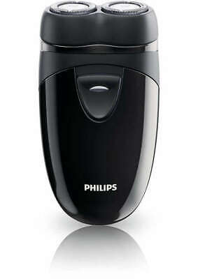 Philips Cordless Travel Shaver CloseCut Electric Men Battery Operated PQ208