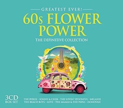 Various Artists - Greatest Ever 60S Flower Power [New CD] UK - Import