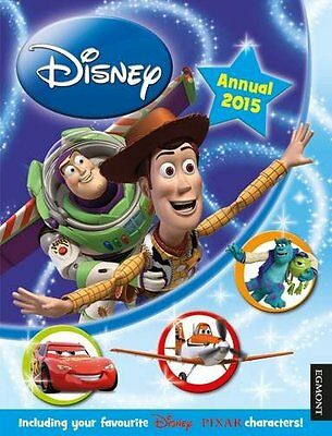 Disney Annual 2015 (Annuals 2015) by  | Hardcover Book | 9781405272001 | NEW