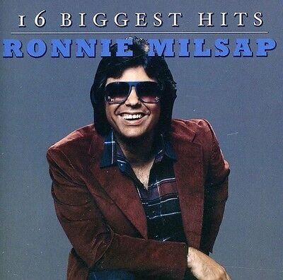 Ronnie Milsap - 16 Biggest Hits [New CD]