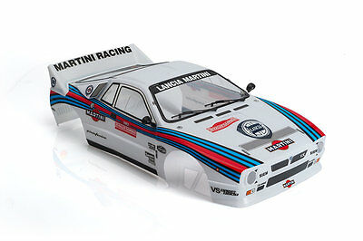 The Rally Legends Lancia 037 Evo2 Martini Scale Replika Karosserie 1:10 TRL107