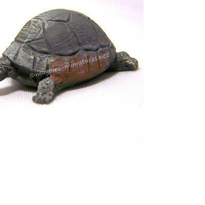 Dolls House 12th scale Tortoise