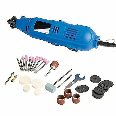 Rotary Multi Tool Hobby Precision Drill +100 Accessories Compatible With Dremel