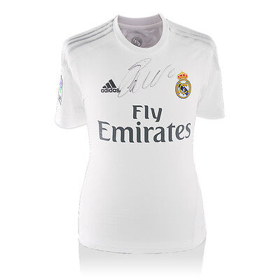 Cristiano Ronaldo Signed Shirt - Real Madrid 2015/2016 Autograph Jersey