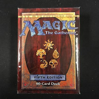 1x Fifth Edition Sealed Starter Deck MTG 5ED 5th Tournament Pack -Kid Icarus-