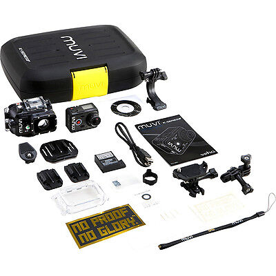 Veho Muvi K-Series Handsfree Camera - NPNG Bundle Electronic NEW