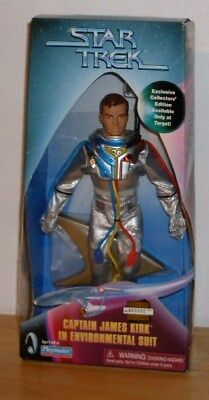 "Star Trek 9""  Kirk in Environmental Suit Target Exclusive Playmates"