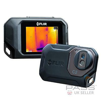 *NEW* Genuine FLIR C2 Pocket-Sized Thermal Imaging Camera + Accessories / UK