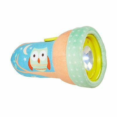 GoGlow Sleepy Time Owl My First Torch NEW