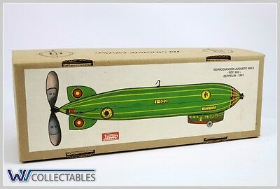 Paya Tin Toy Ref 992 Zeppelin 1931 Limited Number. New Old Stock