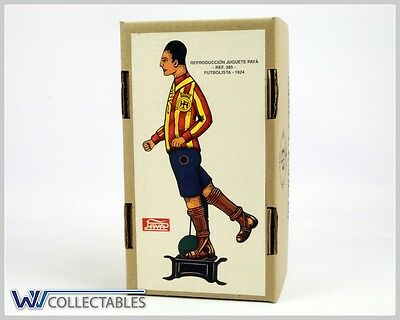 Paya Tin Toy Ref 385 Futbolista 1924 Limited Number. New Old Stock