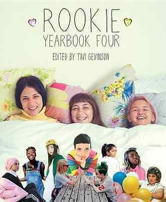 Rookie Yearbook Four - Paperback NEW Tavi Gevinson ( 2015-10-22