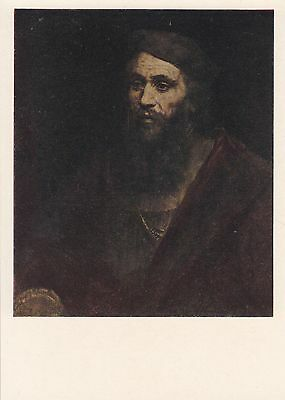 Post Card - Rembrandt / painting (7)
