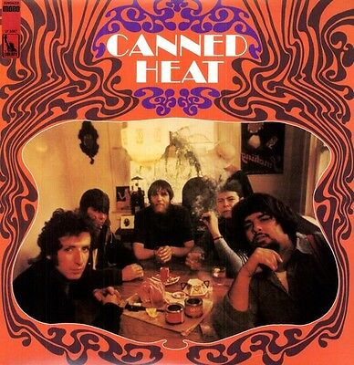 Canned Heat - Canned Heat [New Vinyl]