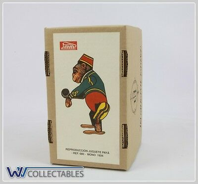 Paya Tin Toy Ref 680 Mono 1934 Limited Number. New Old Stock