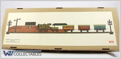 Paya Tin Toy Ferrocarril Viajeros 1930 Limited Number. New Old Stock