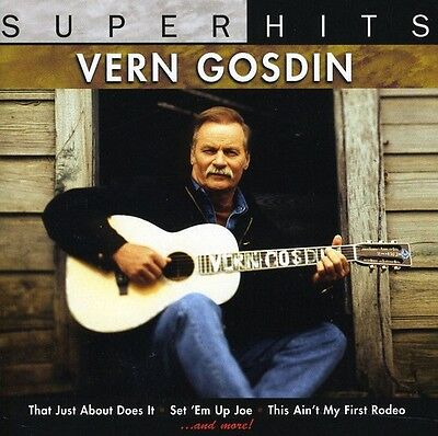 Vern Gosdin - Super Hits [New CD]