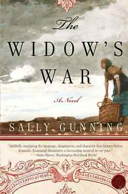 The Widow's War - Paperback NEW Gunning, Sally 2007-02