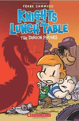 The Dragon Players (Knights of the Lunch Table) - Paperback NEW Cammuso, Frank 2