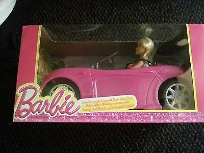 Barbie Glam Convertible, Mattel New Boxes.