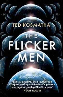 The Flicker Men - Hardcover NEW Ted Kosmatka(Au 2015-11-19
