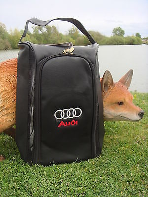 Audi - Leatherette Shoe Bag - Was £29.99 - Now Only £19.99