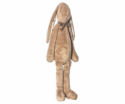 Maileg Mellow - Adorably Soft Bunny - Brown Velour - Small - 30cms