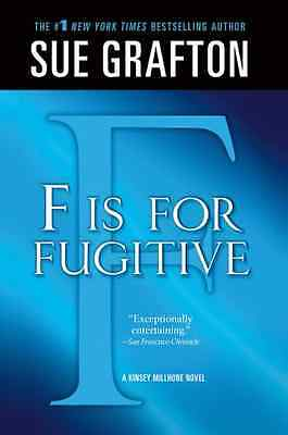 F Is for Fugitive - Paperback NEW Sue Grafton 2013-02-12