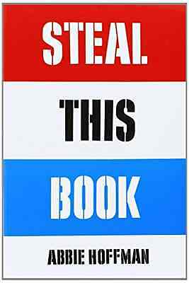 Steal This Book - Paperback NEW Hoffman, Abbie 2005-01-28