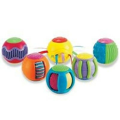 Fisher-Price Roll-a-Rounds: Touch 'N Tickle Rounds New