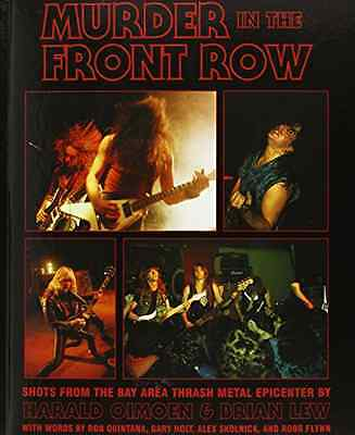 Murder in the Front Row - Hardcover NEW Brian Lew 2011-01-20