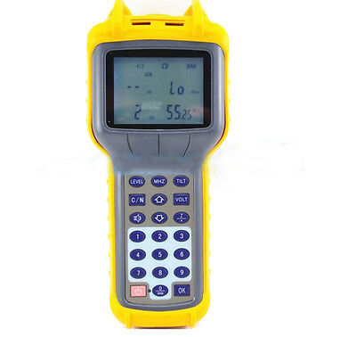 CATV Cable TV Handle Digital Signal Level Meter RY-S110 DB Tester 46~870MHz