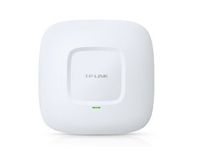 TP-Link EAP110 N300 300Mbps Wireless Access Point Range Extender WiFi Booster