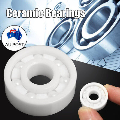 608 C608 Full Ceramic Bearing ZrO2 Ball Bearing Zirconia Oxide Finger Spinner