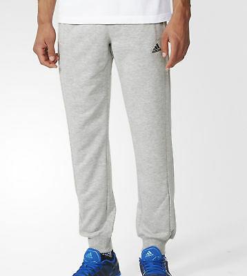adidas Tapered Authentic Mens Training Pants - Grey