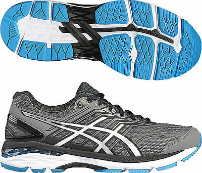 Asics GT 2000 5 Mens Running Shoes - Grey