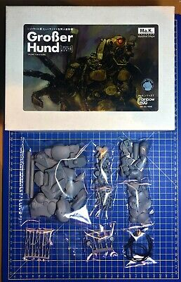 RAINBOW EGG MK-01-14500 - Ma.K MASCHINEN KRIEGER GroBer Hund 1/20 RESIN KIT