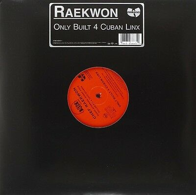 Raekwon - Only Built 4 Cuban Linx [New Vinyl] Explicit, Generic Sleeve