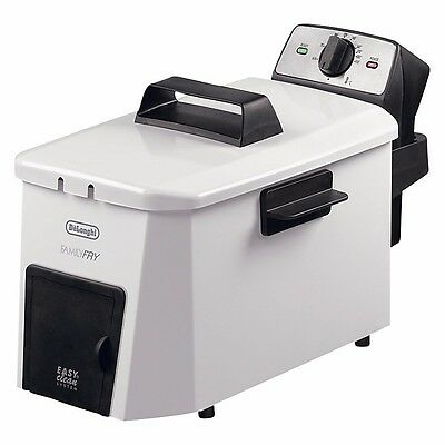 De'Longhi F22310CZ Coolzone Fryer with 1kg Capacity - Brand New