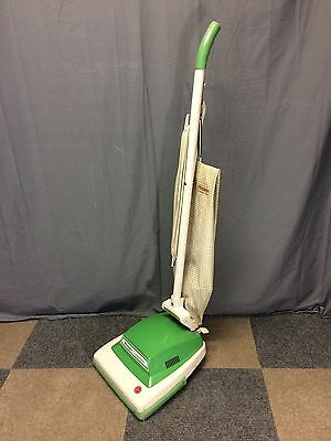 VINTAGE 80s HOOVER CONVERTIBLE U4127 UPRIGHT VACUUM CLEANER WORKS PERFECTLY USA