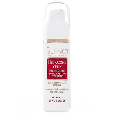 Guinot Facial Specific Hydrazone Yeux Eye Contour Long Lasting Hydrating 15ml