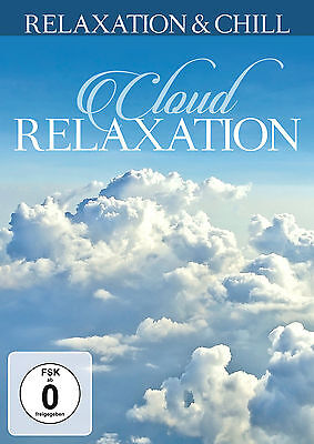 DVD Cloud Relax - Slow Ambient E Lounge TV
