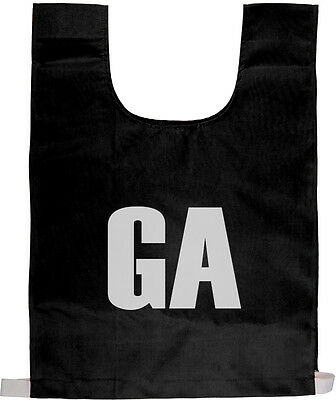Netball Team Gear Lettered Vest Practice & Training Bibs One Size Set Of 7
