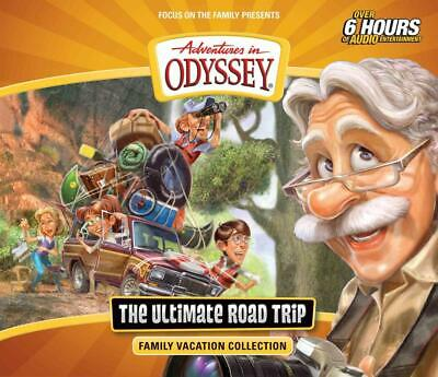 The Ultimate Road Trip: Family Vacation Collection by Focus on the Family (Engli