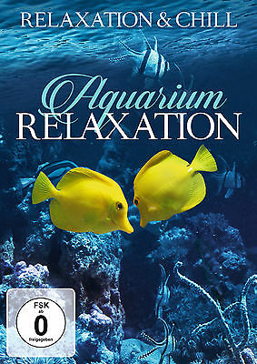 DVD Acquario Relax - Slow Ambient E Lounge TV