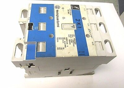 Westinghouse Size 6 Contactor Model A H07 400Hp@575V Cat# W201K6CF .. ZM-306