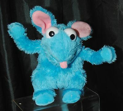 Bear In The Big Blue House 8 Inch Tutter Soft / Plush Toy