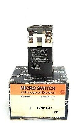 New Honeywell Microswitch Pw2Ha1Af2 Pilot Light Module