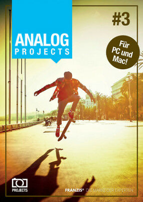 Pc/mac-Analog Projects 3 [De-Version]-Software  New